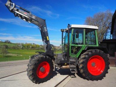 Neue und gebrauchte Geräteträger Traktoren bei technikboerse.at