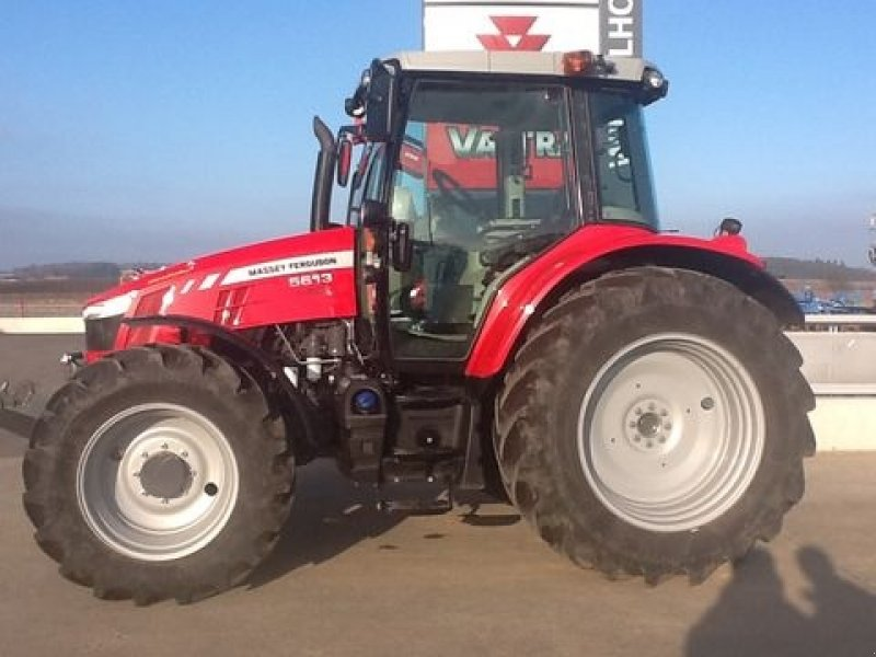Bild Massey Ferguson MF 5613 Dyna-6 Efficient