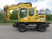 Liebherr A900C-ZW Litronic spoor Mobilbagger