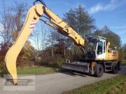 Liebherr A924B Umschlagbagger Mobilbagger