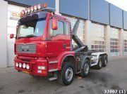 MAN TGA 37.480 8x4 Abrollcontainer