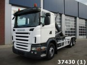 Scania G 420 6x2 met 20 ton Haakarm systeem Abrollcontainer