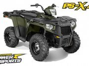 Polaris Sportsman ETX 325 4x4 Allrad ATV & Quad