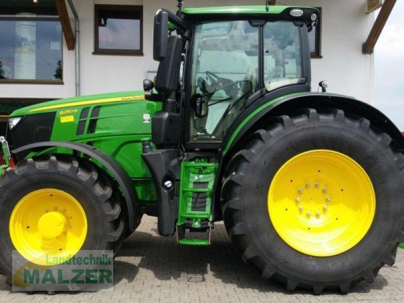 john deere 6250r traktor 95666 mitterteich. Black Bedroom Furniture Sets. Home Design Ideas