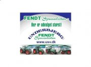 Fendt 313 Vario S4 Profi Nature Green Traktor