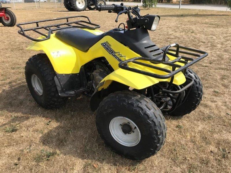 Suzuki 160 Quad Runner Atv  U0026 Quad  8370 Hadsten