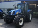 Traktor des Typs New Holland TS 135 Active Electro Command in Burgkirchen