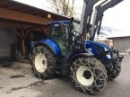 Traktor des Typs New Holland T5.110 in Burgkirchen