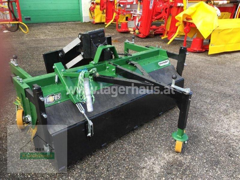 Düvelsdorf düvelsdorf kehrmaschine mit weidemann aufnahme hochdruckreiniger