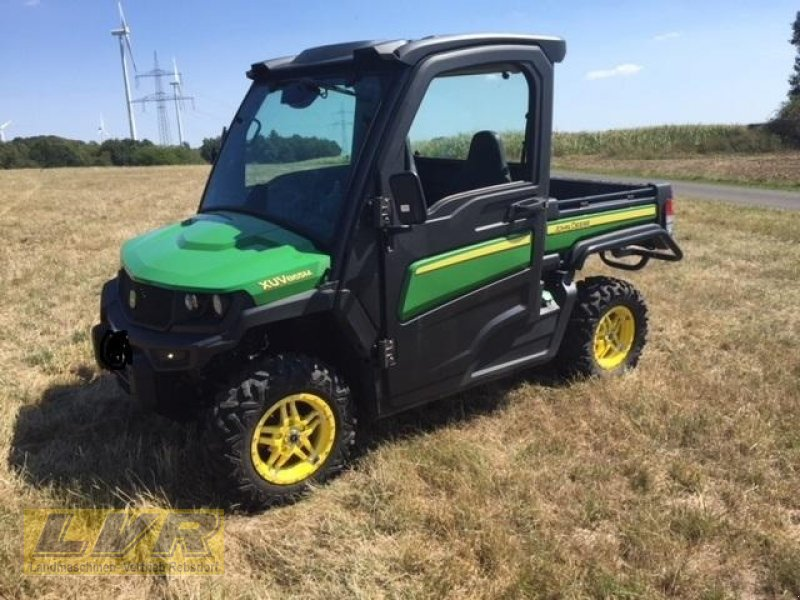 john deere gator xuv 865 m atv quad 36396 steinau. Black Bedroom Furniture Sets. Home Design Ideas