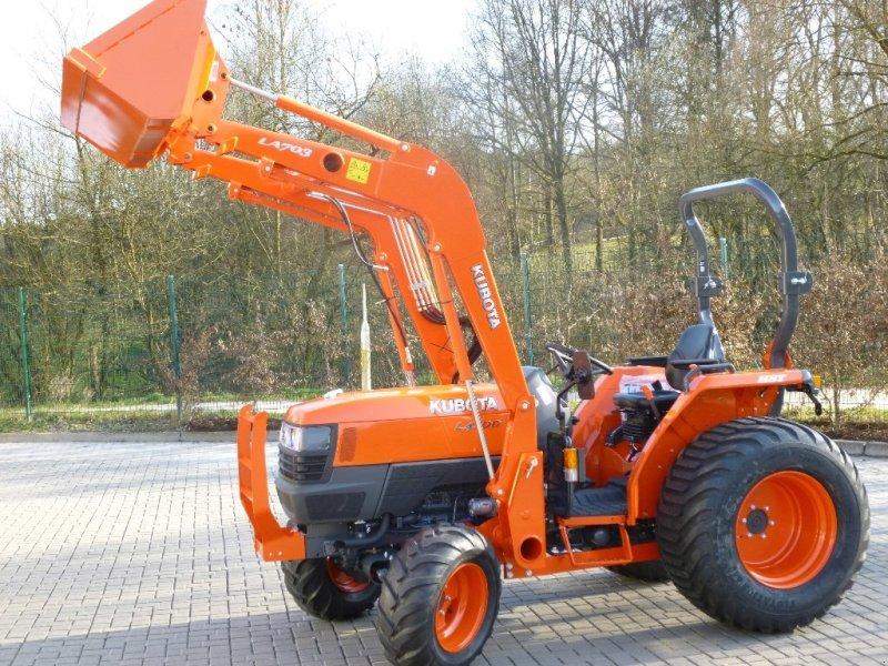 kubota l4100 incl fl traktor 57462 olpe. Black Bedroom Furniture Sets. Home Design Ideas