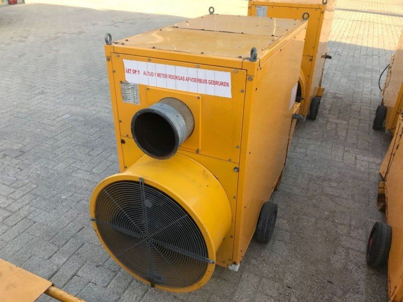 sonstige air to air diesel heater 5m460m 118 kw notstromaggregat 4264km veen. Black Bedroom Furniture Sets. Home Design Ideas