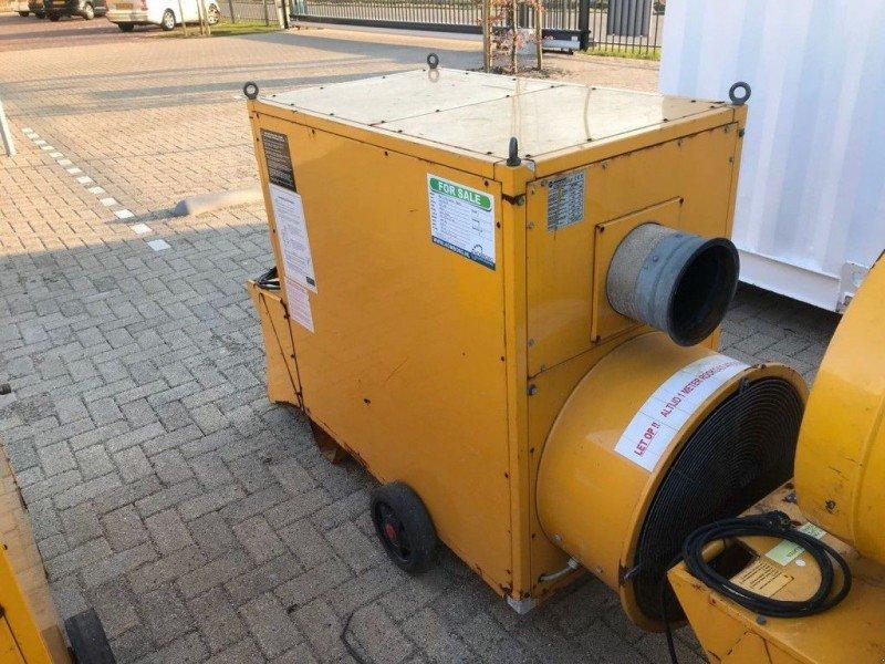 sonstige air to air diesel heater sm460m 118 kw notstromaggregat 4264km veen. Black Bedroom Furniture Sets. Home Design Ideas