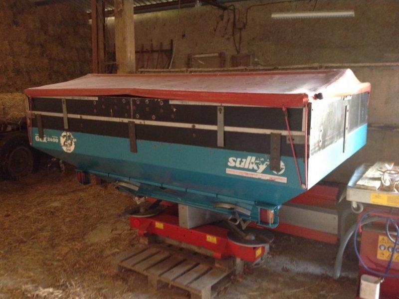 Sulky GLX 2400 Düngerstreuer, 45170 NEUVILLE AUX BOIS technikboerse at # Chocolaterie De Neuville Aux Bois