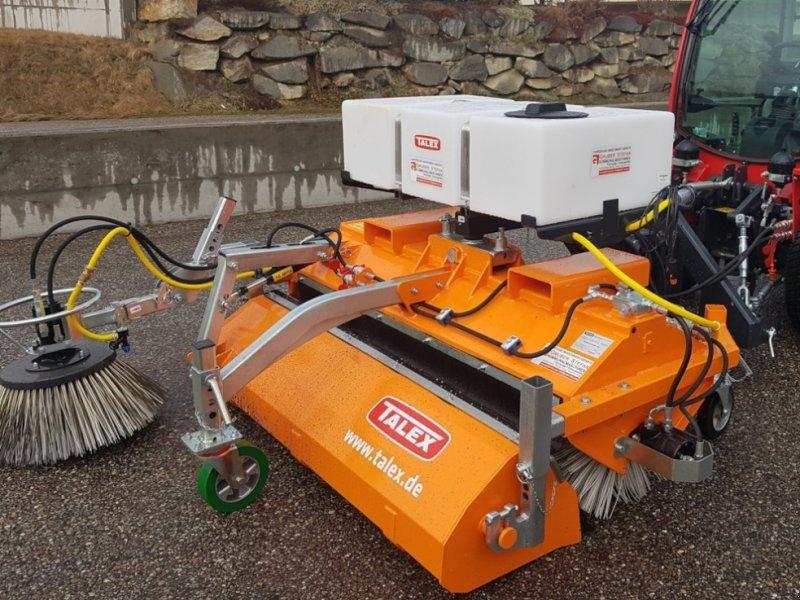 talex kehrmaschine f r traktor schlepper radlader hoflader. Black Bedroom Furniture Sets. Home Design Ideas
