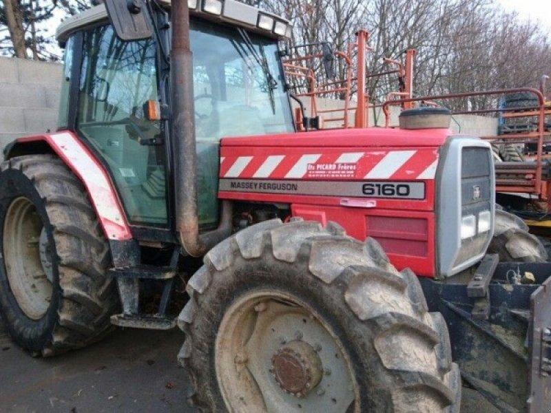 Massey ferguson 6160 traktor 38150 roussillon for 38150 roussillon