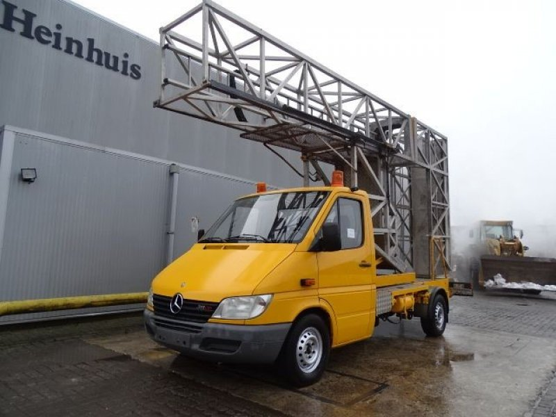Sonstige mercedes benz sprinter 311 cd barin abc 50 bridge for Mercedes benz of goldens bridge