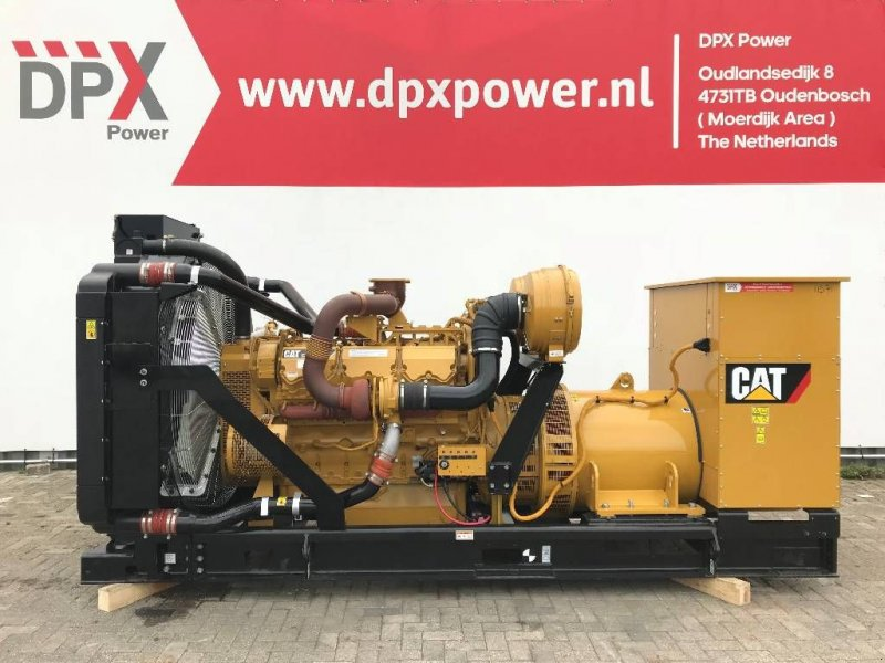 caterpillar c32 kva generator dpx 18034 notstromaggregat 4782pz moerdijk. Black Bedroom Furniture Sets. Home Design Ideas