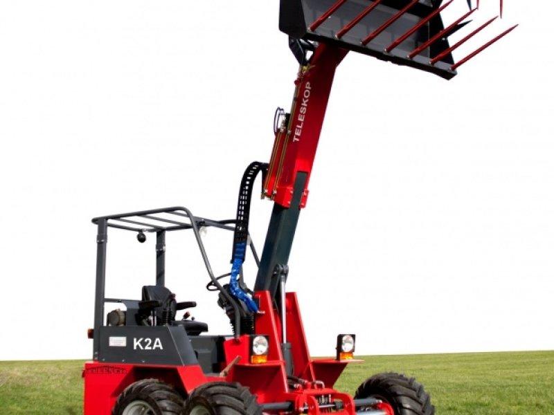 86556 Kühbach hoffux teleskopradlader mit ausfahrbarer achse hoffux k2a radlader