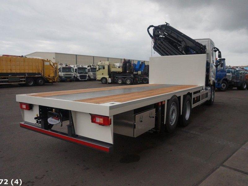 volvo fh 460 fabrieksnieuw hmf 40 ton meter laadkraan fly jib lkw 6673db andelst. Black Bedroom Furniture Sets. Home Design Ideas