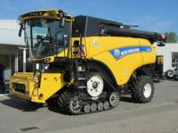 New Holland CR10.90 Smarttrax & 4wd Mähdrescher