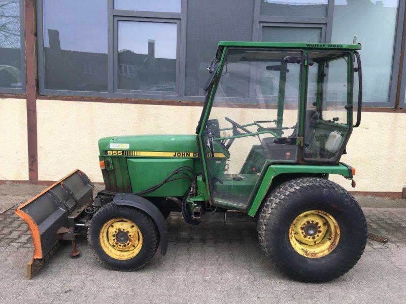 john deere 955 allrad traktor schlepper mit hydr. Black Bedroom Furniture Sets. Home Design Ideas