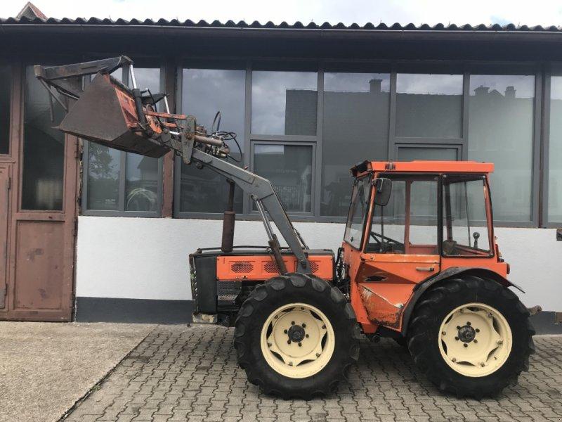 Holder a62 allrad traktor schlepper mit frontlader for Gebrauchte kuchen bis 200 euro