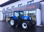 Traktor des Typs New Holland T 6080 in Artstetten