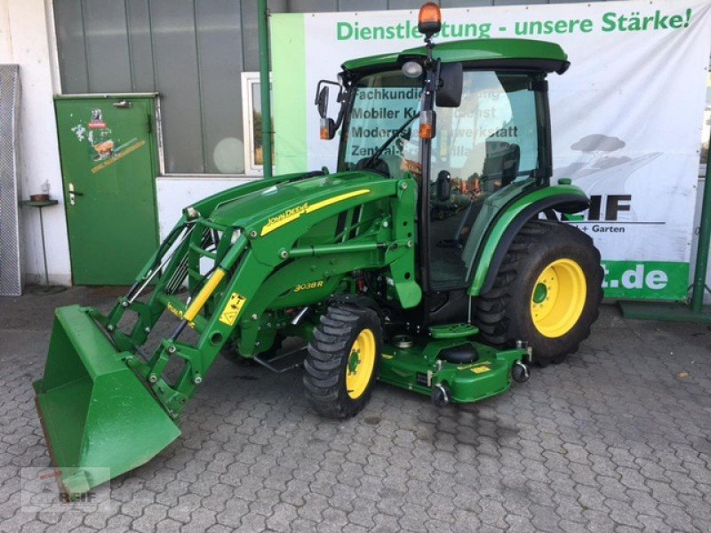 john deere jd 3038r kommunaltraktor 84034 landshut. Black Bedroom Furniture Sets. Home Design Ideas