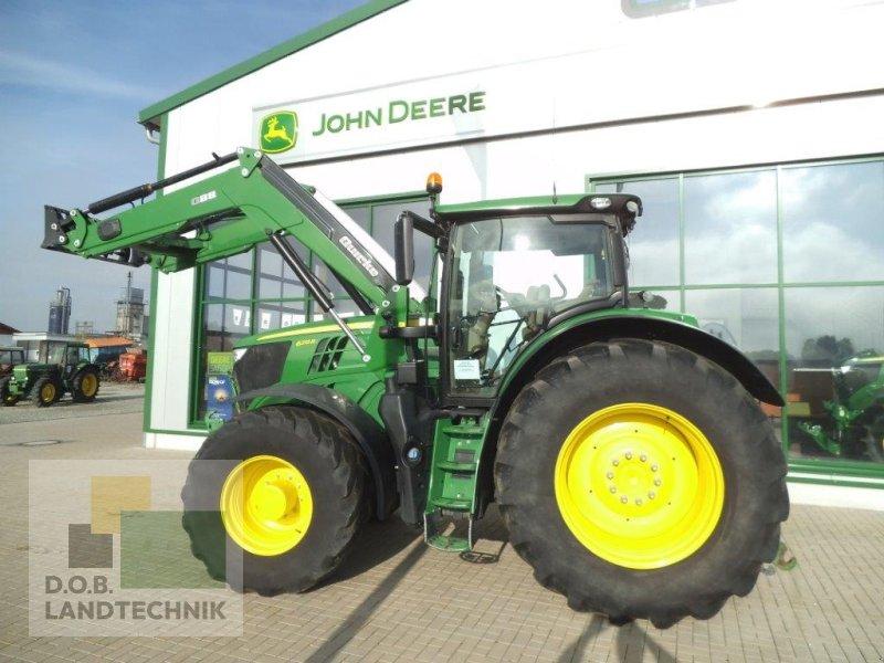 john deere 6215 r traktor. Black Bedroom Furniture Sets. Home Design Ideas