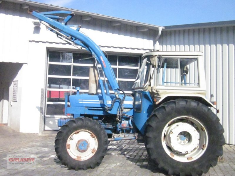 Ford 6600 Traktor, 84405 Dorfen - technikboerse.at