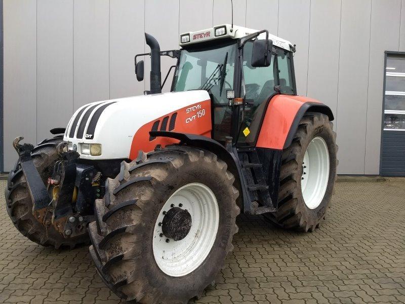 Steyr cvt traktor sittensen technikboerse at