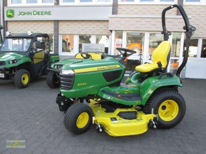 john deere x 940 mulcher rasentraktor 50389 wesseling berzdorf. Black Bedroom Furniture Sets. Home Design Ideas