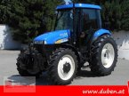 Traktor des Typs New Holland TD 90 D in Ziersdorf