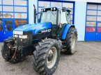 Traktor des Typs New Holland TM 115 in Villach