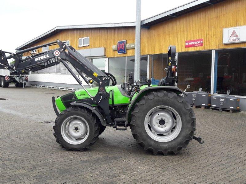 Deutz fahr agrolux frontlader traktor technikboerse at