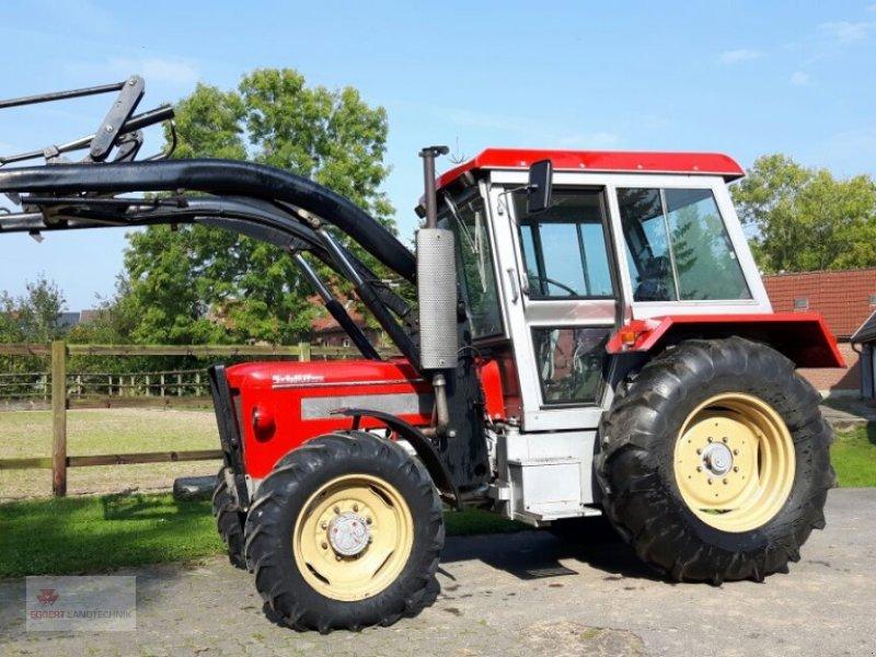 schl ter compact 850 v traktor 24619 bornh ved. Black Bedroom Furniture Sets. Home Design Ideas