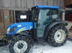 Traktor des Typs New Holland T4030 in Thiersee