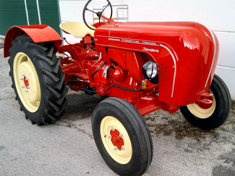 porsche standard 218 h traktor. Black Bedroom Furniture Sets. Home Design Ideas